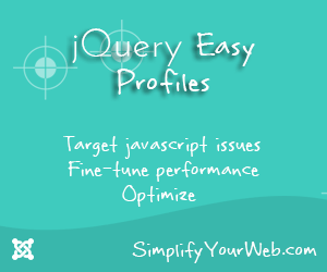 Check out jQuery Easy Profiles now!