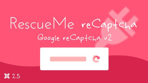 Simplify Your Web - Google reCaptcha v2 for Joomla 2 5