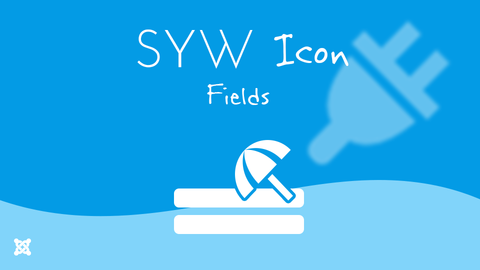 SYW Icon custom field