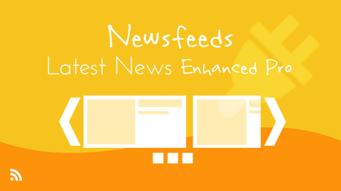 Newsfeeds plugin