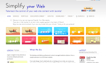 Simplify Your Web