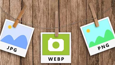 The WebP image file format in Simplify Your Web extensions